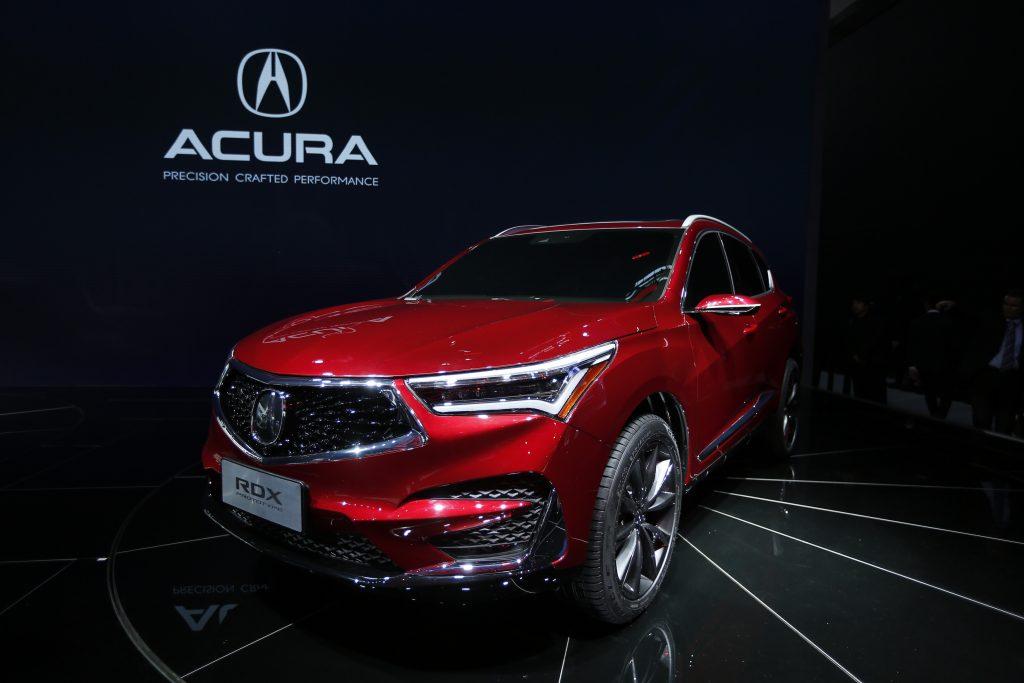 Acura RDX Compact Luxury SUV