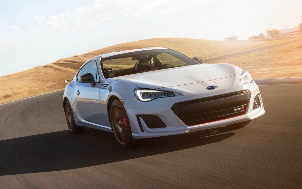 Consumer Reports: Subaru recalling 165,000 Cars including the BRZ