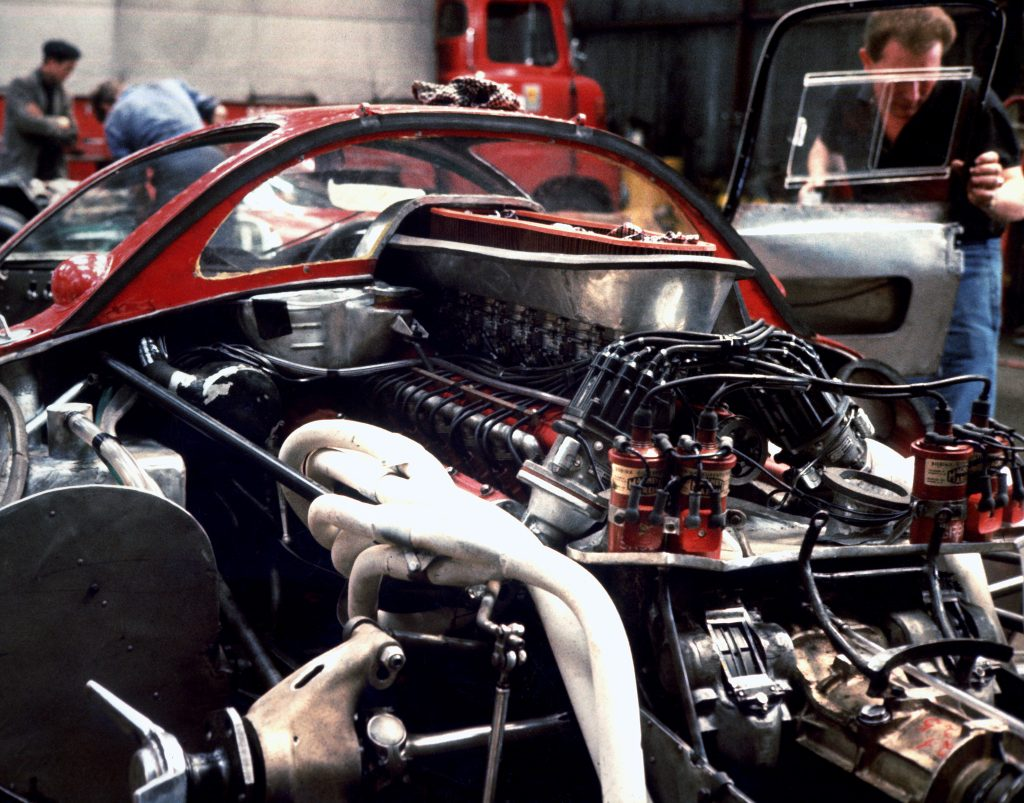 1967 Ferrari 330 P4 V12