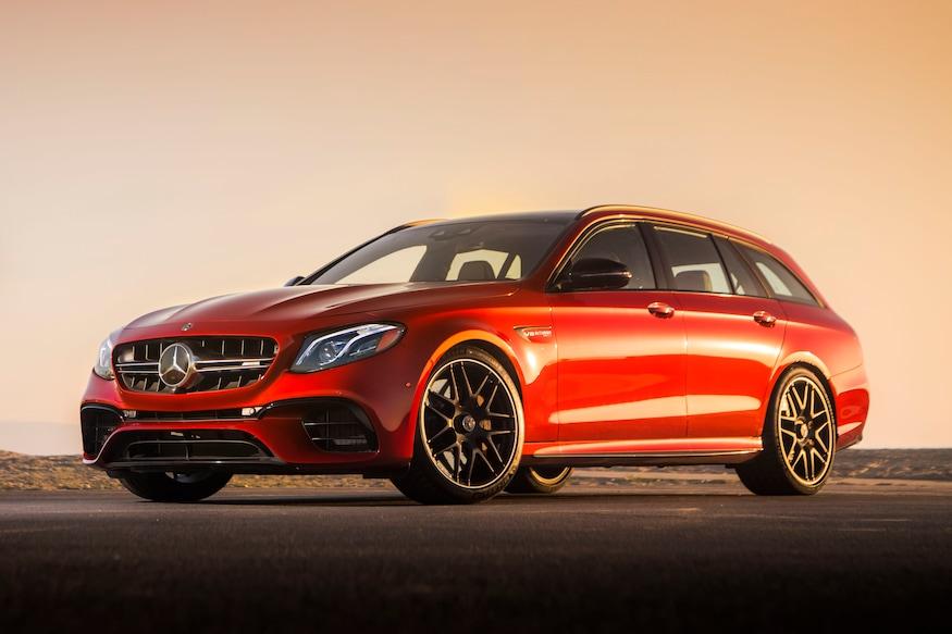 2019 Mercedes AMG wagon