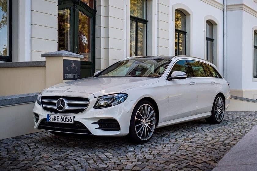 2020 Mercedes wagon