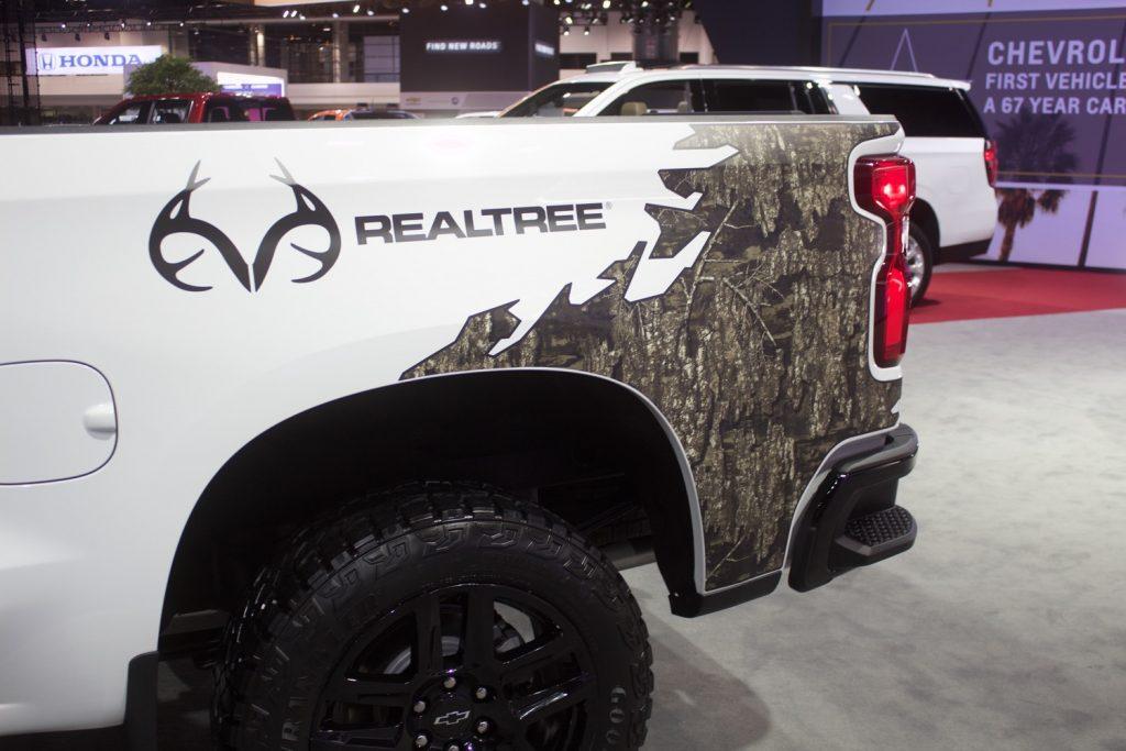 2021 Chevrolet Silverado 1500 Realtree Edition