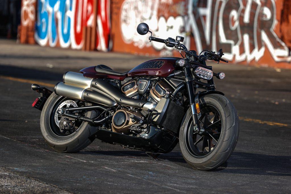 2021 Harley-Davidson Sportster S