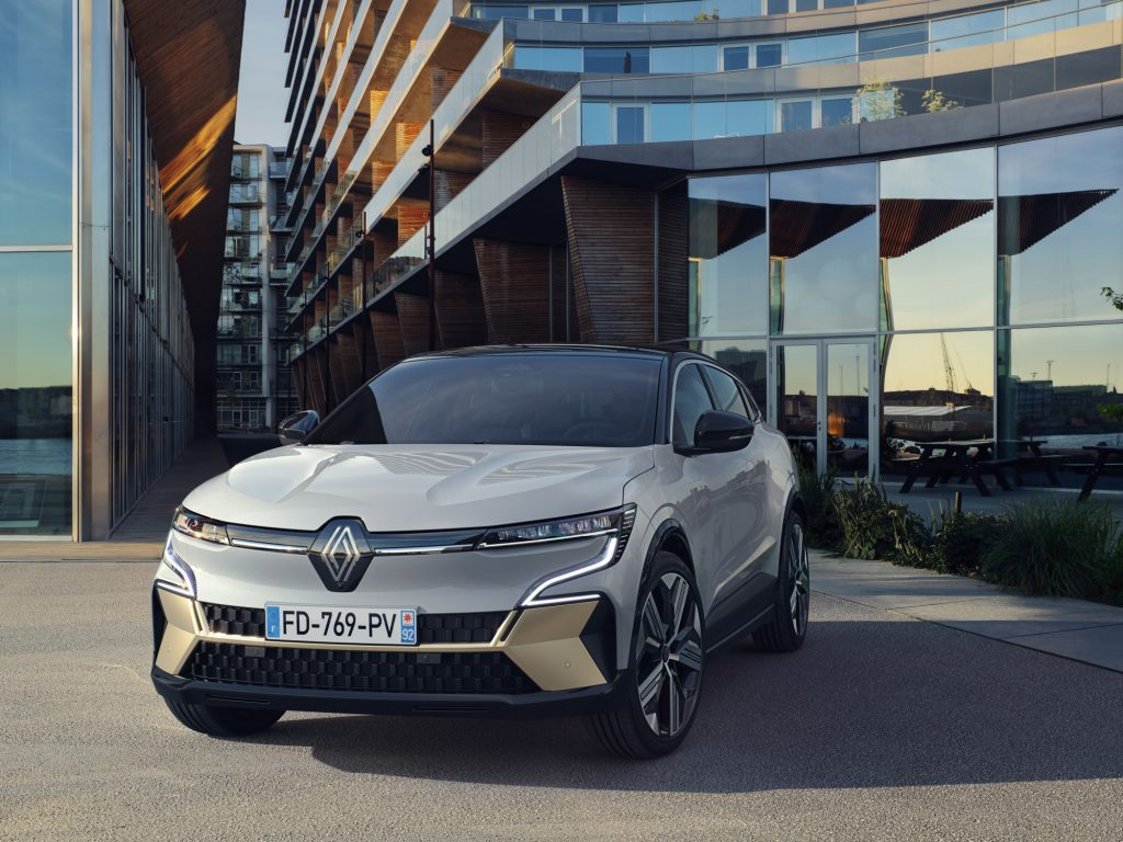 The new Renault Mégane E-TECH