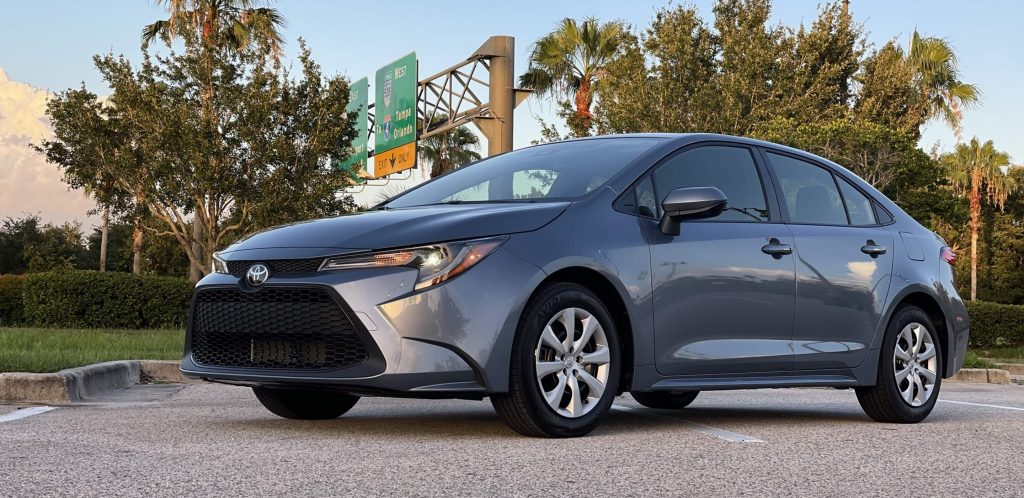 2021 Toyota Camry Listed On Turo