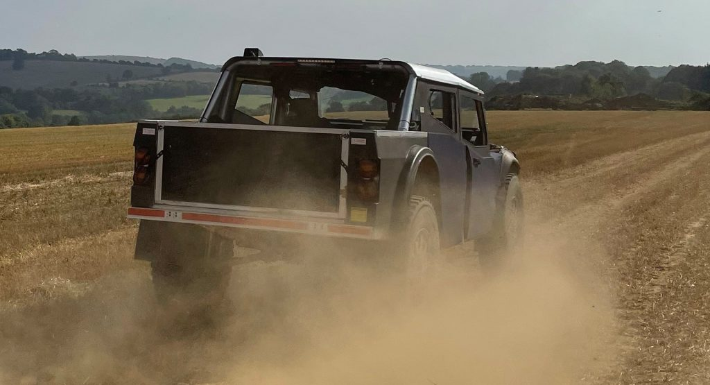 2022 Fering Pioneer off-road truck