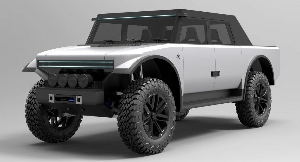 2022 Fering Pioneer off-road truck   Fering