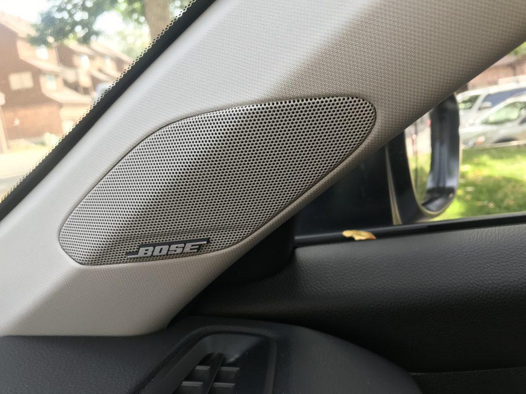 2022 Honda Civic Touring bose system
