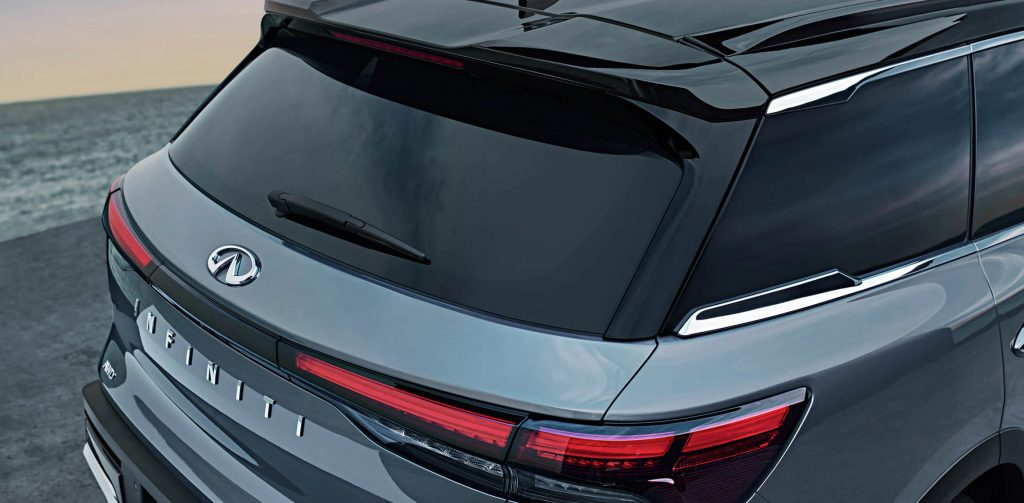 2022 Infiniti QX60 taillight