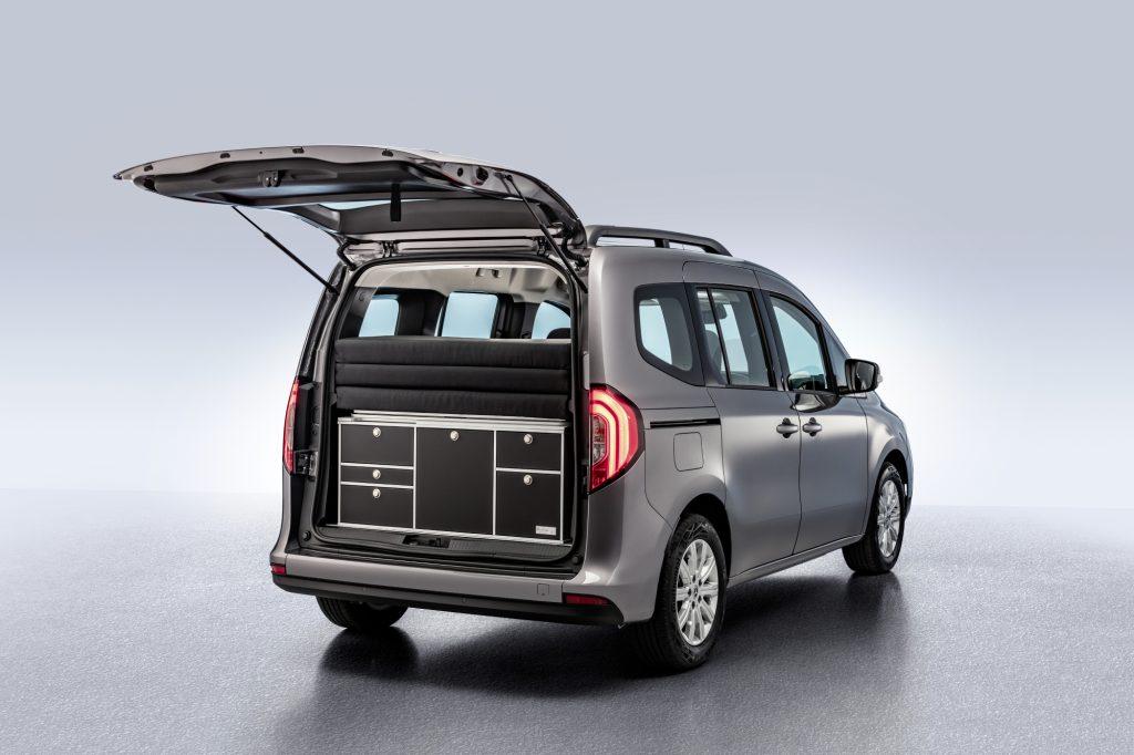 The new Mercedes-Benz Citan micro camper