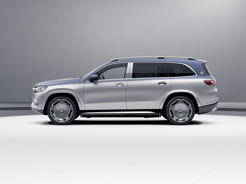 Mercedes-Maybach GLS 600 Edition 100