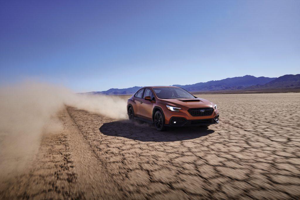 People hate the 2022 Subaru WRX