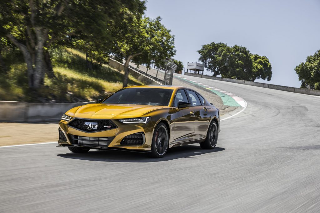 Overhyped New Cars, Including the Acura TLX Type S