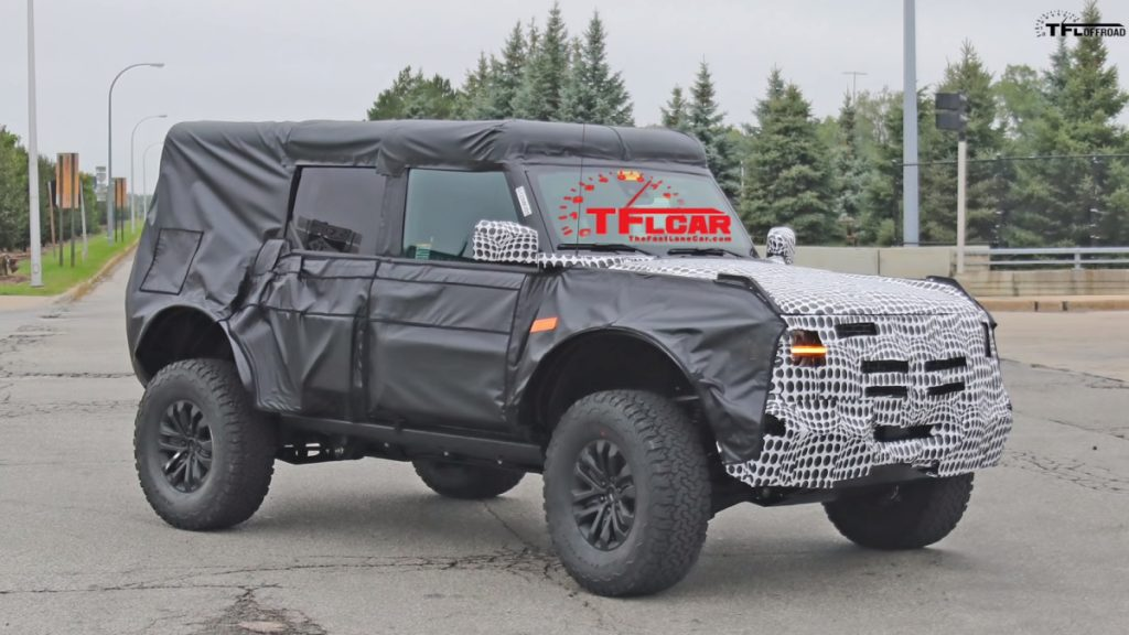 Is this the Ford Bronco Raptor?