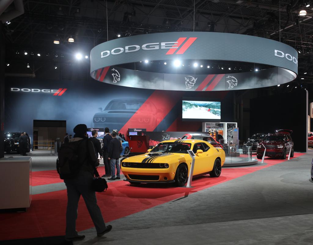 Dodge show