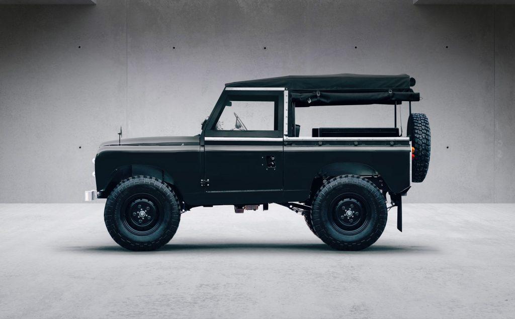The Everatti Land Rover Series IIA