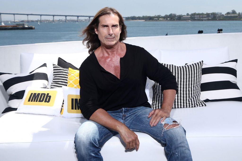 Fabio Lanzoni during an IMDb photoshoot for San Diego Comic-Con 2017
