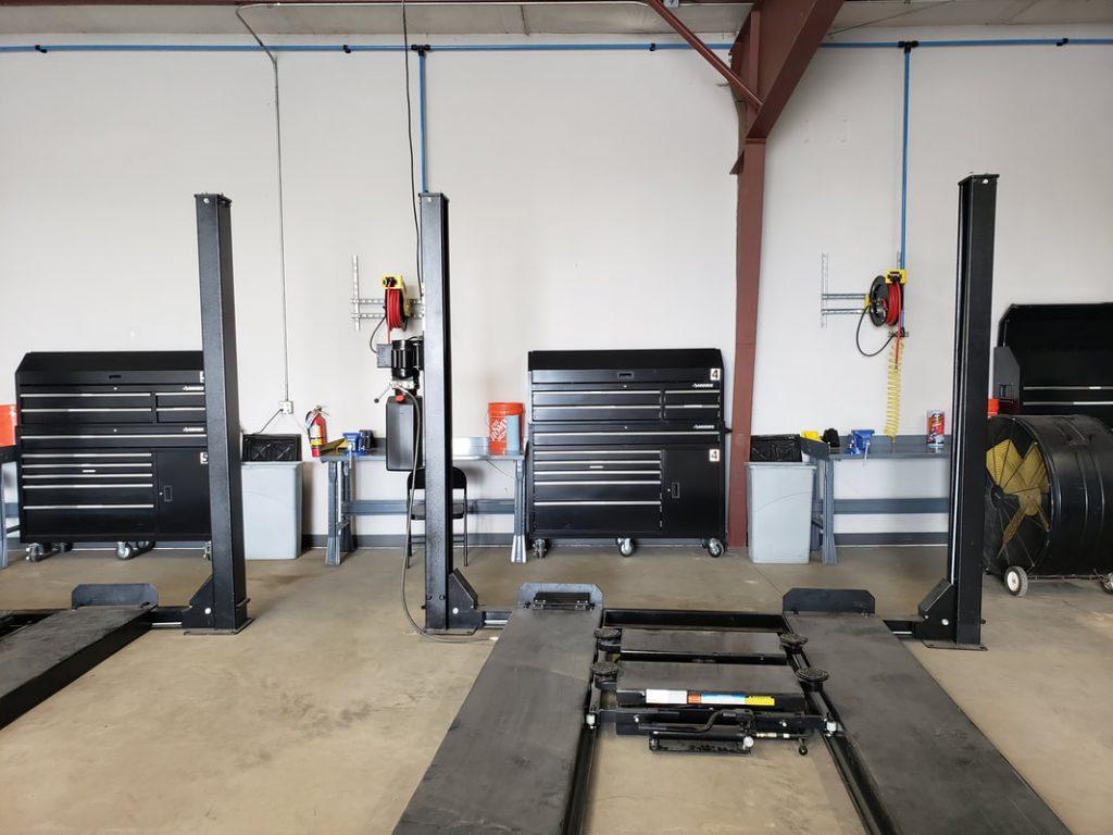 Fargo DIY Garage