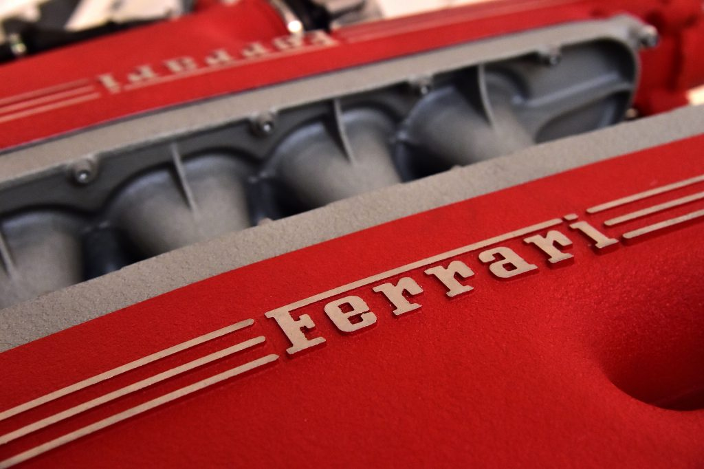 Ferrari Engine Intake Manifold