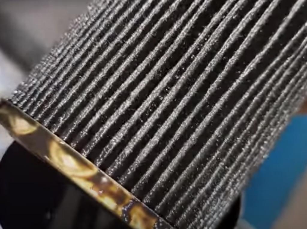Ford PowerStroke Diesel engine failure