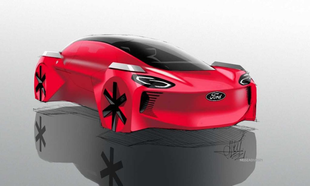 Forr concerpt car drawing of a flying car for kids