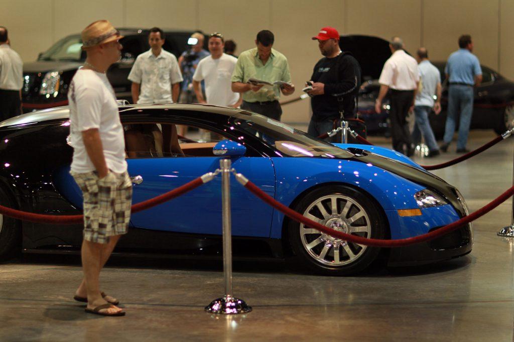 Scott Rothstein's 2008 Bugatti Veyron