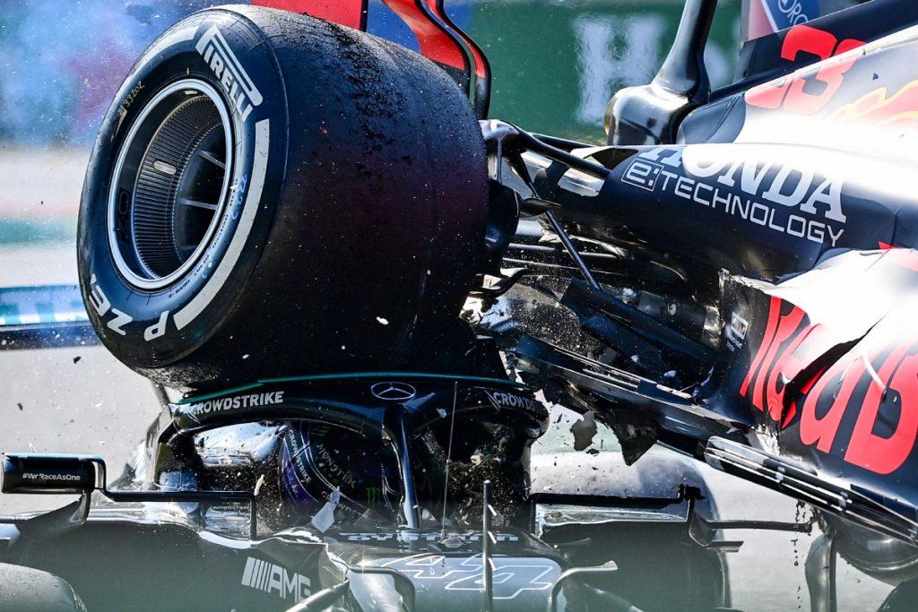 F1 halo device