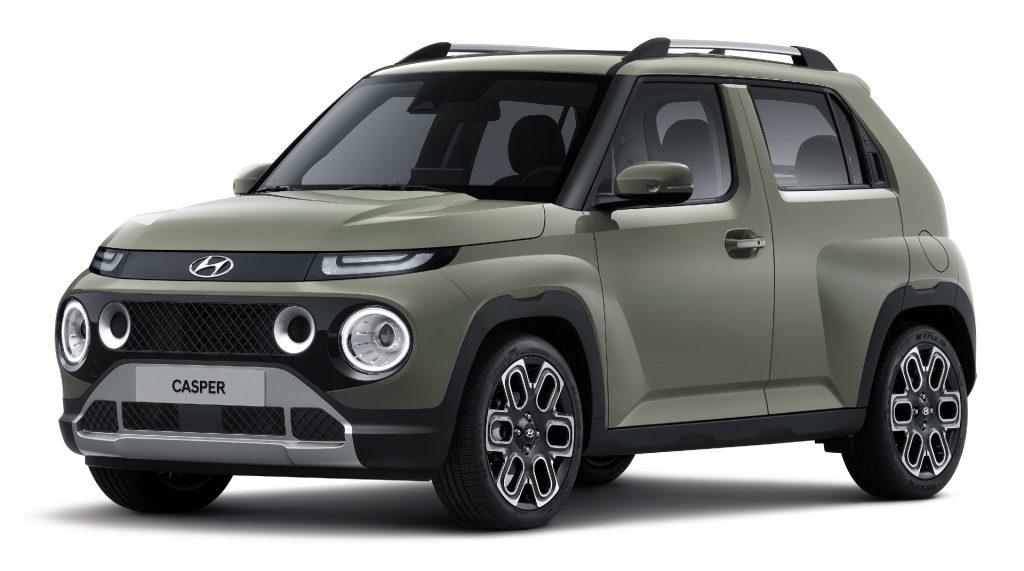 2022 Hyundai Casper mini-SUV