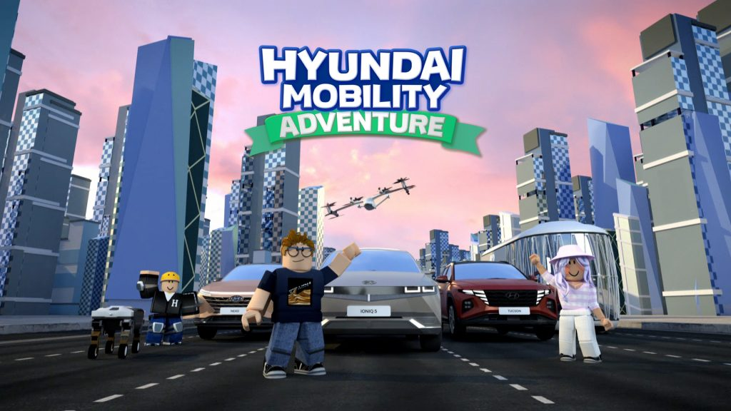 The Hyundai Mobility Adventure Roblox Server Explores The Future Of Cars and Automation