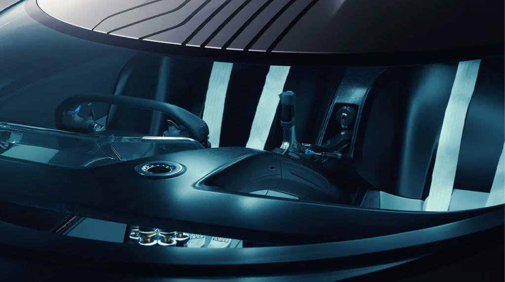 Jaguar GT SV endurance racer