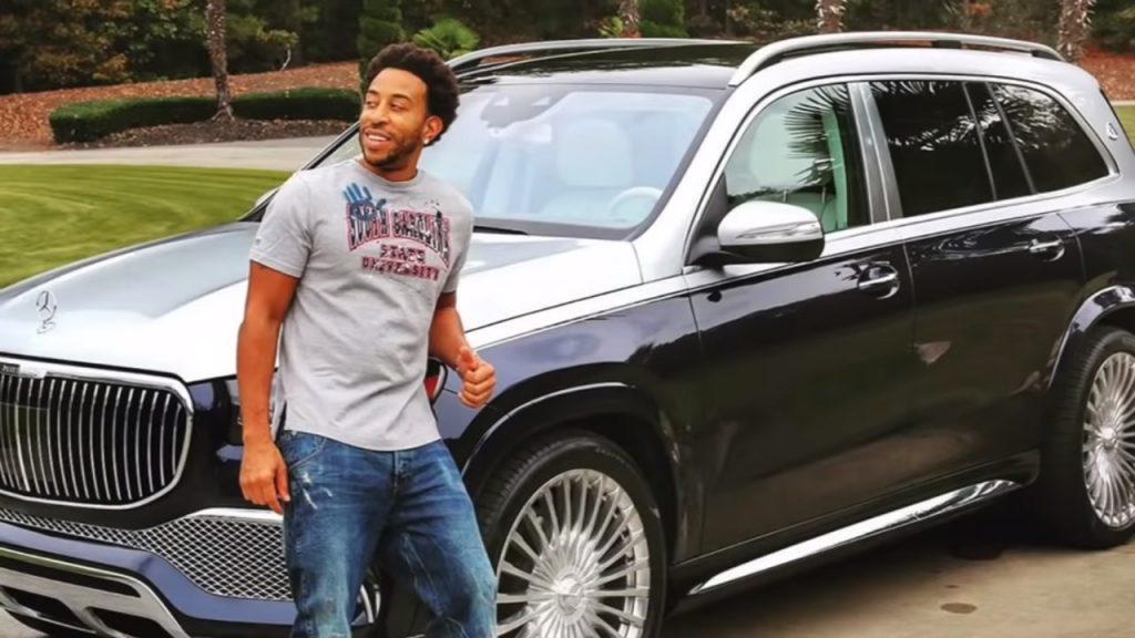 Ludacris Mercedes Maybach GLS 600
