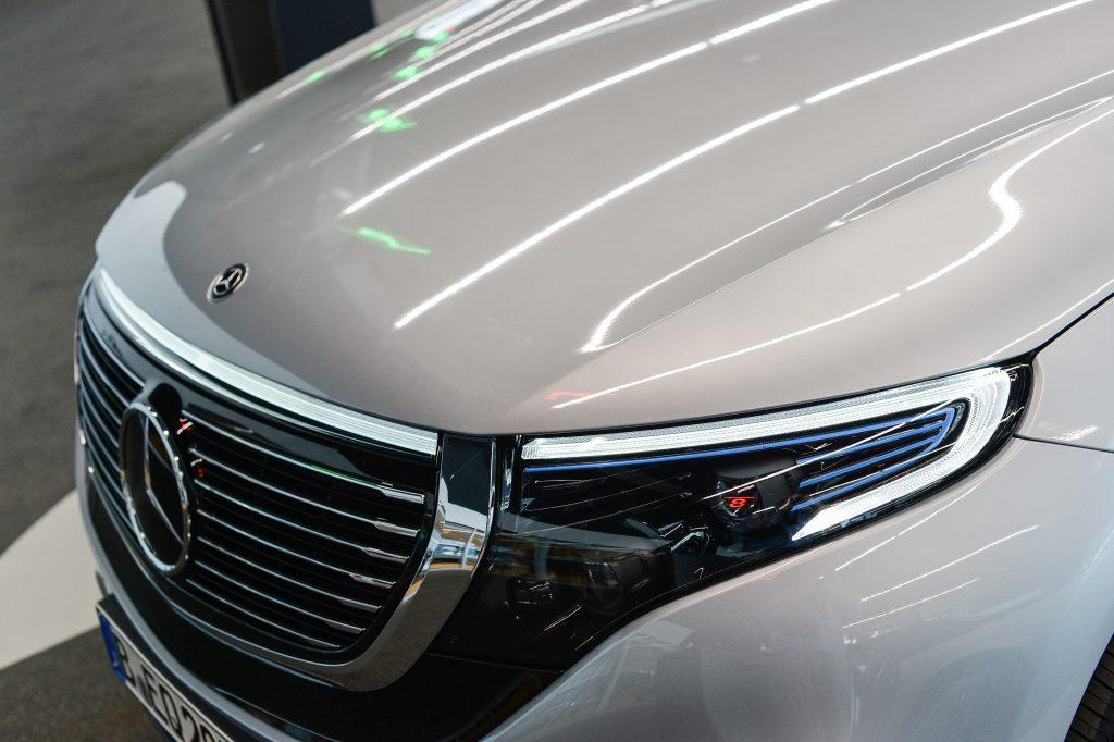 Mercedes-Benz LED Headlight Fixture