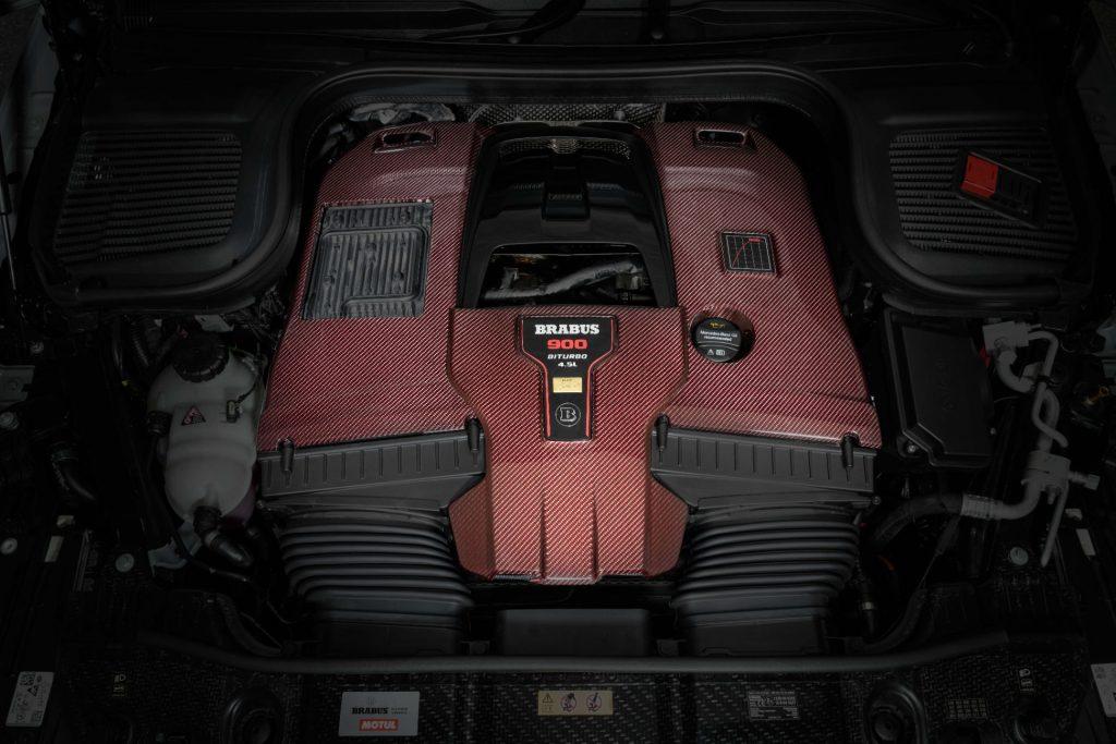 Mercedes Brabus GLE Coupe
