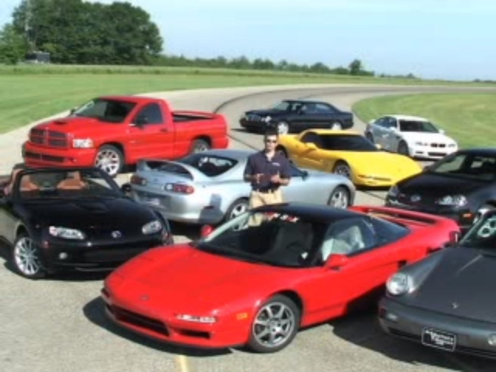 Car and Driver Fun New Cars Under $25,000 Back in 2008
