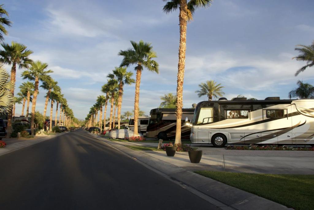 Motorcoach Country Club Luxury RV Park