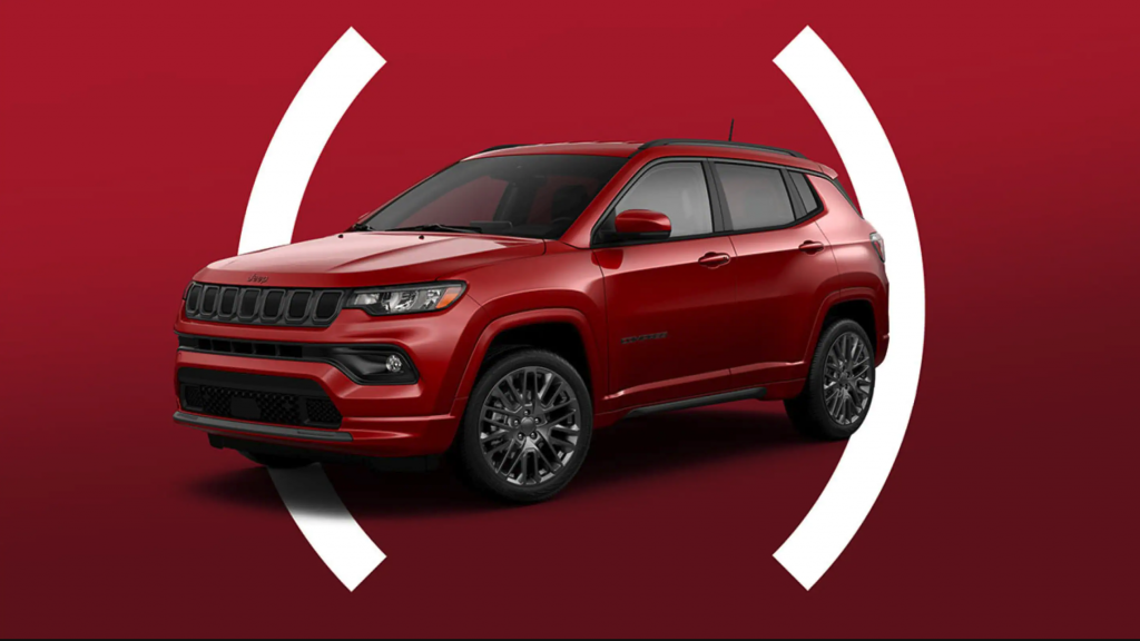 2022 Jeep Compass (RED) Edition