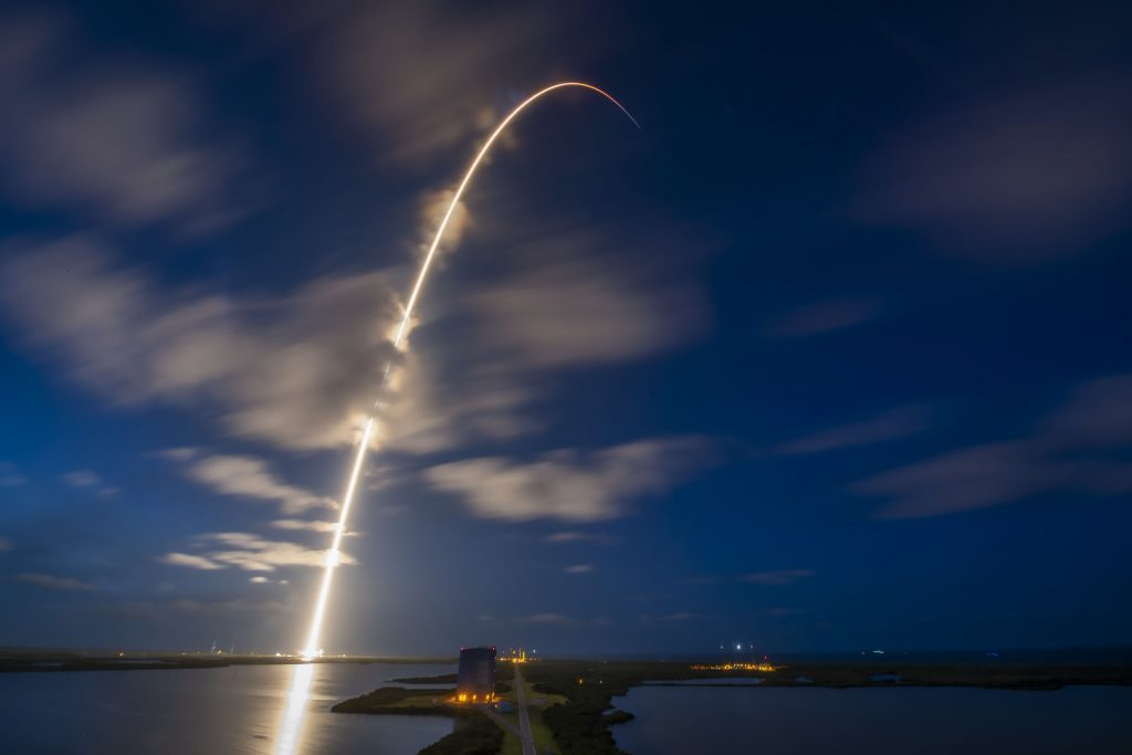 SpaceX Inspiration4 Launch On September 15th