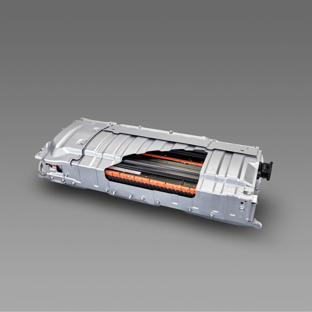 Toyota Lithium Ion Electric Car Battery