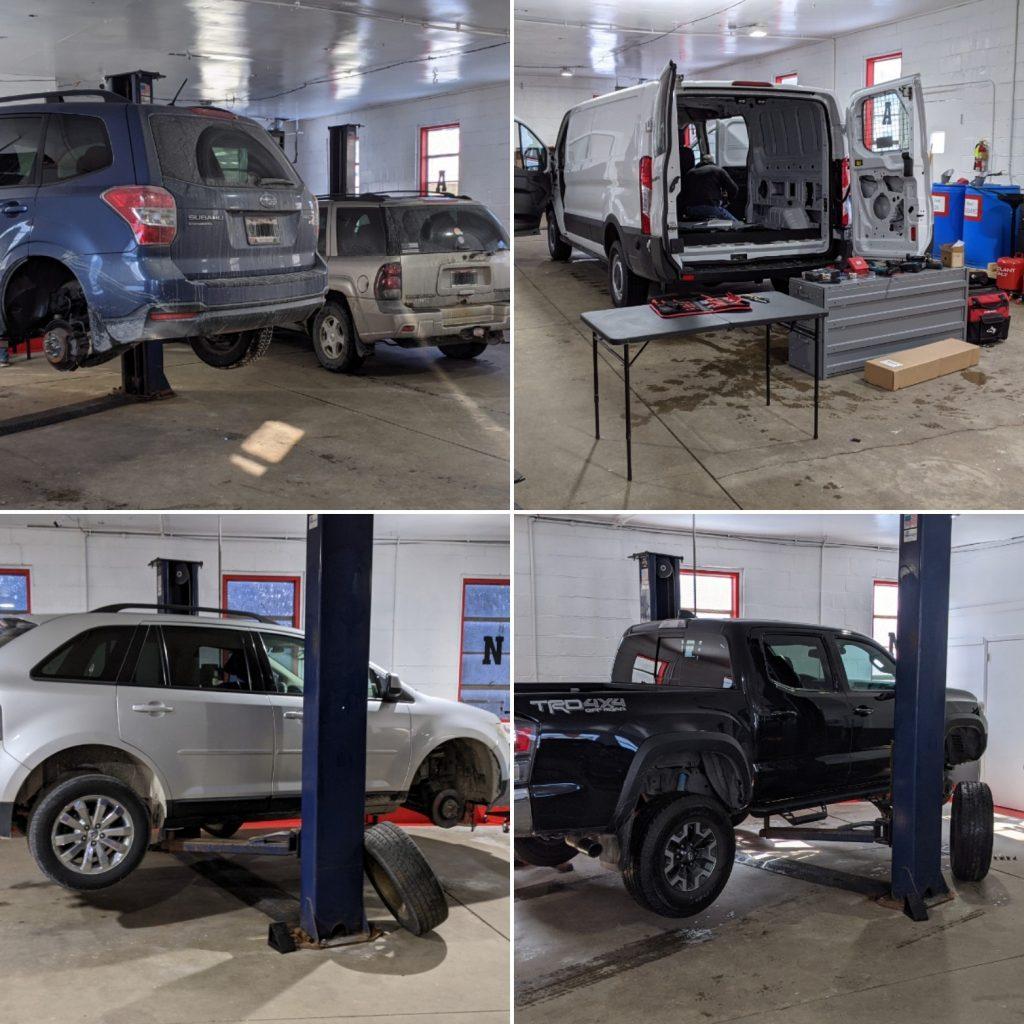 Wingman Garage Lifts For Rent