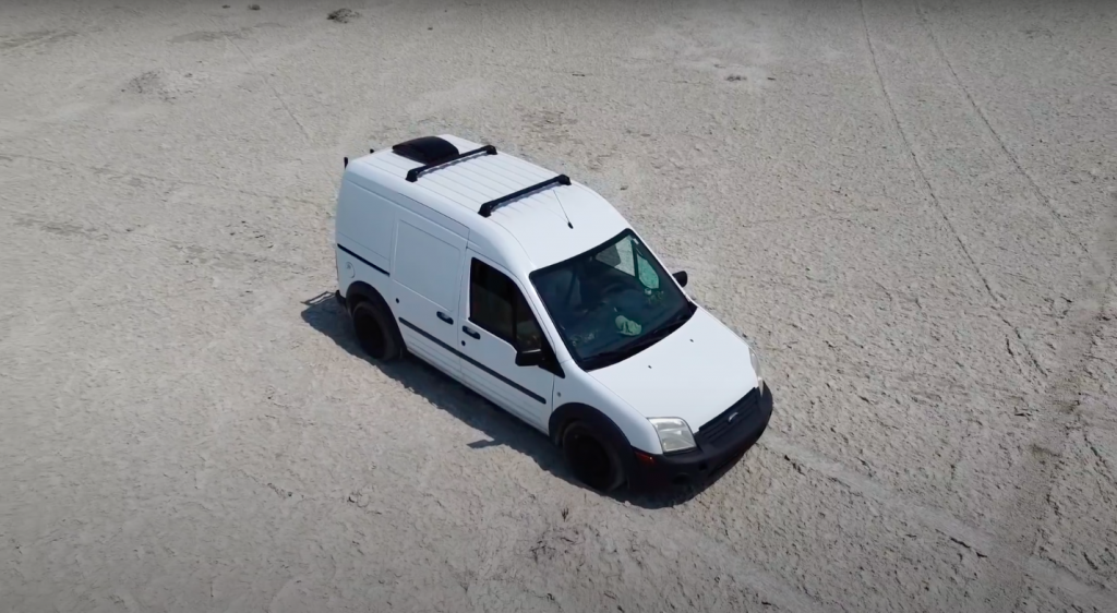 Petito's 2012 Ford Transit Connect van