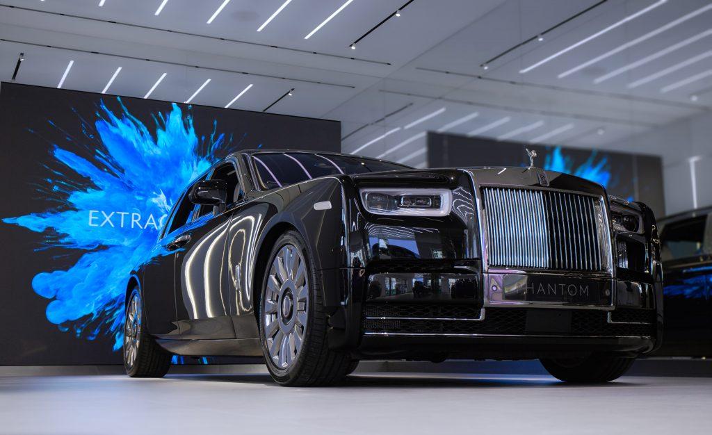 The Rolls Royce Phantom