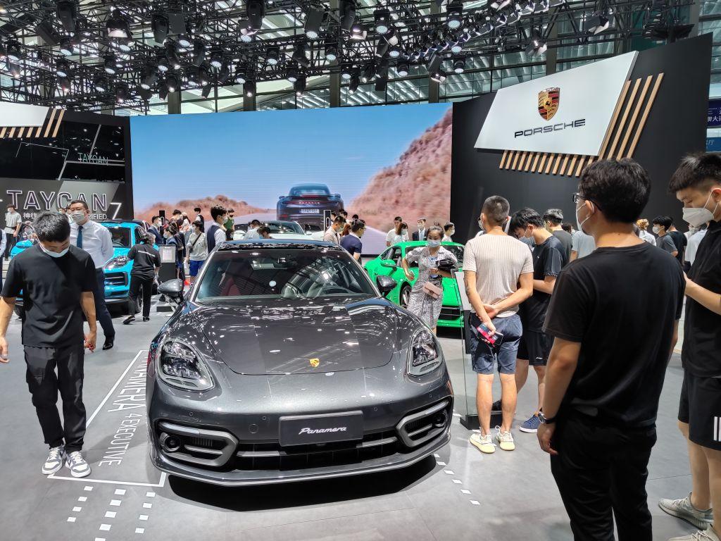 2021 Porsche Panamera Hybrid