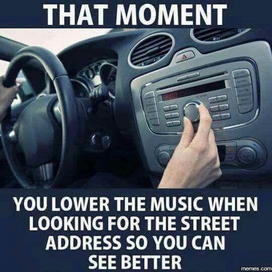 Car radio meme
