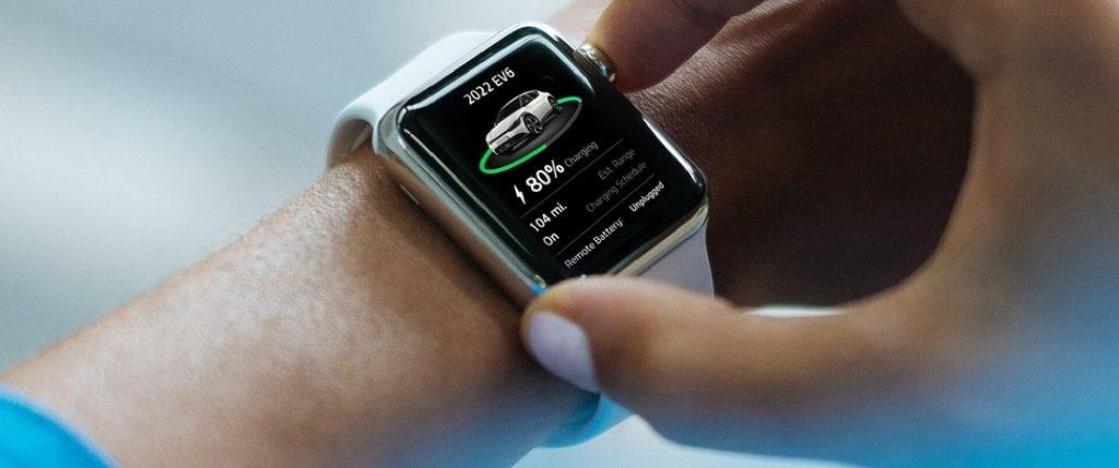 Kia UVO Link Smartwatch App