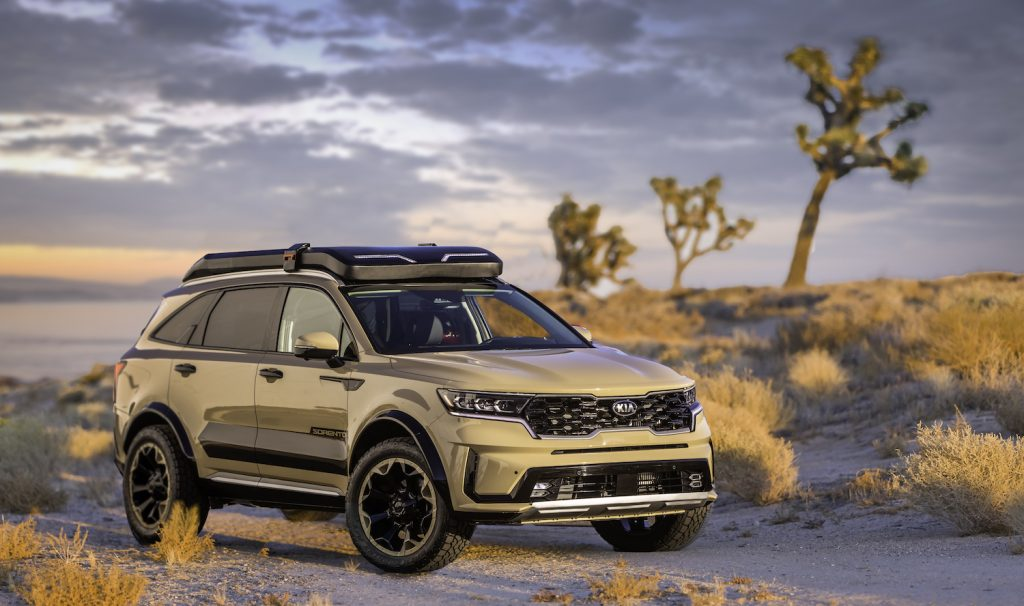 2021 Kia Sorento Zion Edition. Toyota, Ford, and Kia Won Big When Roadshow Dropped Its Best Midsize SUV List. A low price and luxurious options won the Kia Sorento best all-around midsize SUV. | Kia