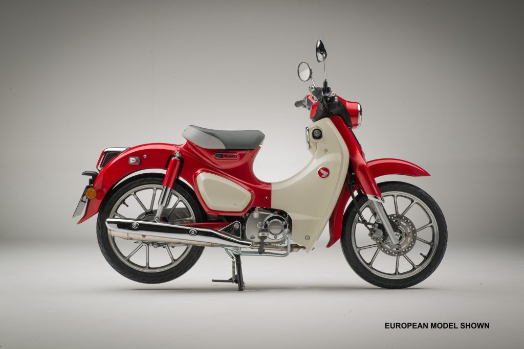 2020 Honda Super Cub C125 Motorcycle