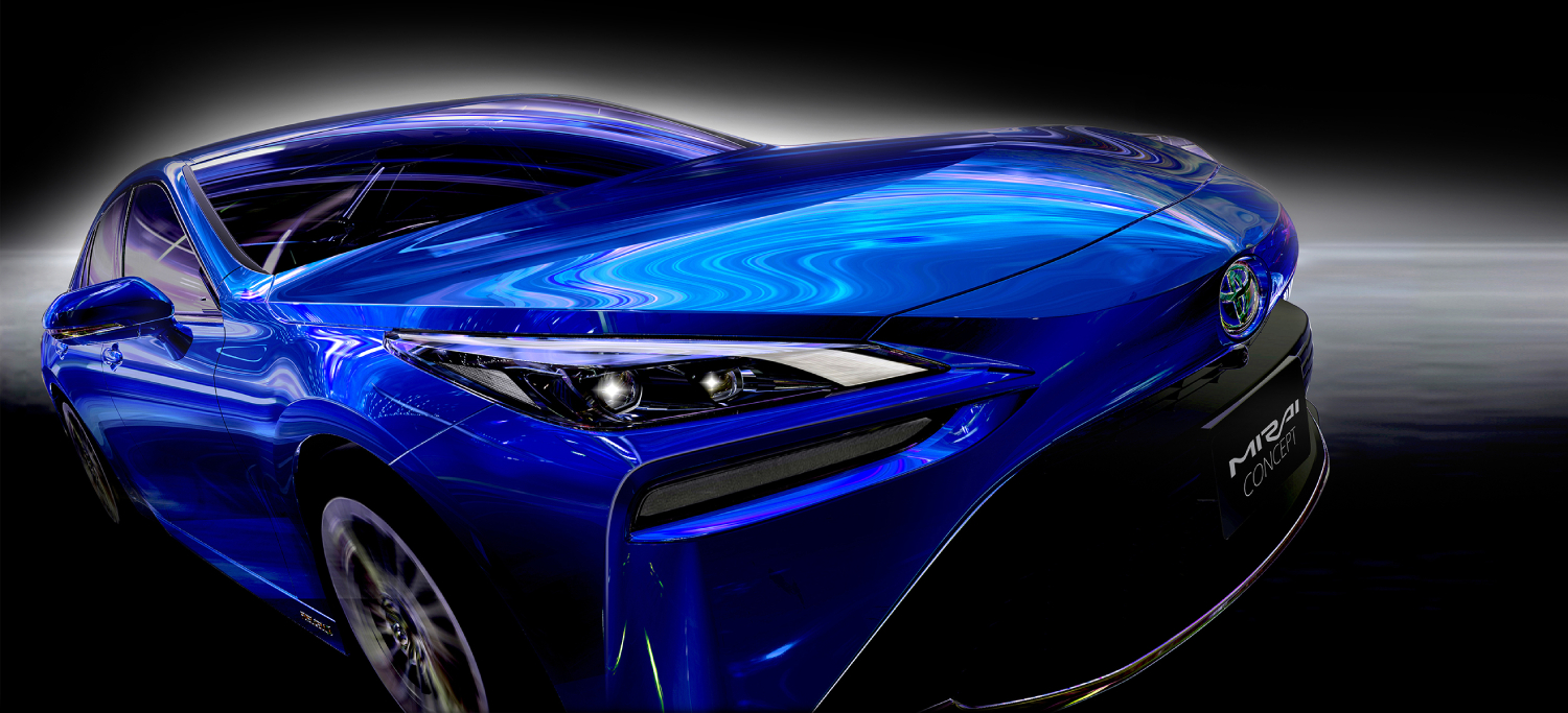 Top Gear reports that a Toyota Mirai drove 845 miles on a single tank of hydrogen
