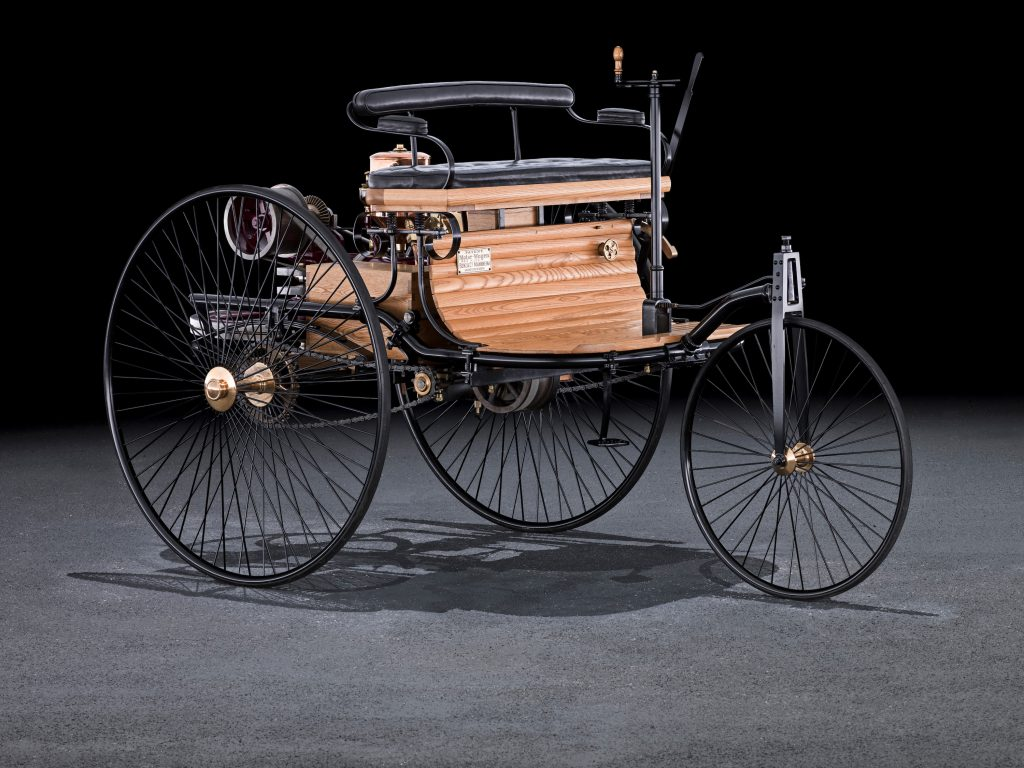 Benz Patent Motor Car: The World's First Automobile