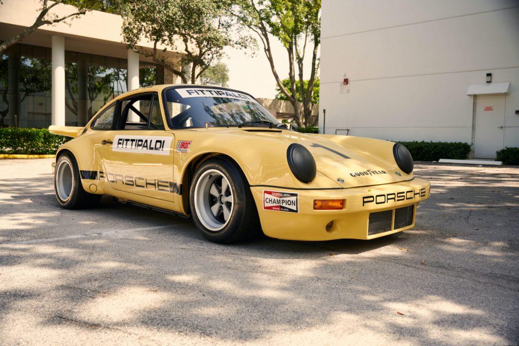 You Can Buy a 1974 Porsche 911 Carrera Belonging to Pablo Escobar