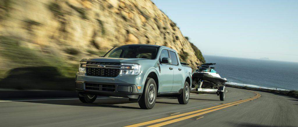 Consumer Reports went over some new pickup trucks on the market like the Ford Maverick, Hyundai Santa Cruz, and Nissan Frontier.